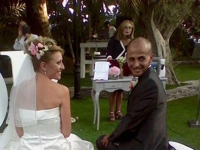 La boda de Daniel  y Beatriz  en Puente Tocinos, Murcia 9