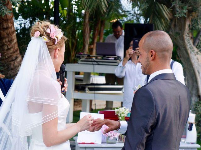 La boda de Daniel  y Beatriz  en Puente Tocinos, Murcia 14