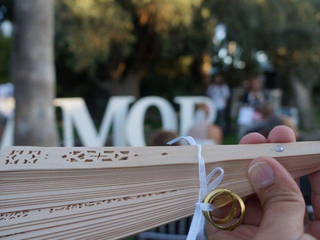 La boda de Daniel  y Beatriz  en Puente Tocinos, Murcia 2