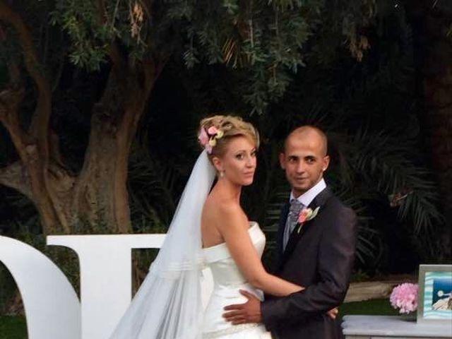 La boda de Daniel  y Beatriz  en Puente Tocinos, Murcia 16