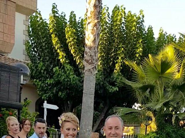 La boda de Daniel  y Beatriz  en Puente Tocinos, Murcia 17