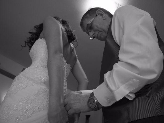 La boda de Fran  y Estefanía en El Puig, Valencia 11