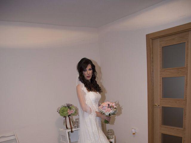 La boda de Fran  y Estefanía en El Puig, Valencia 16