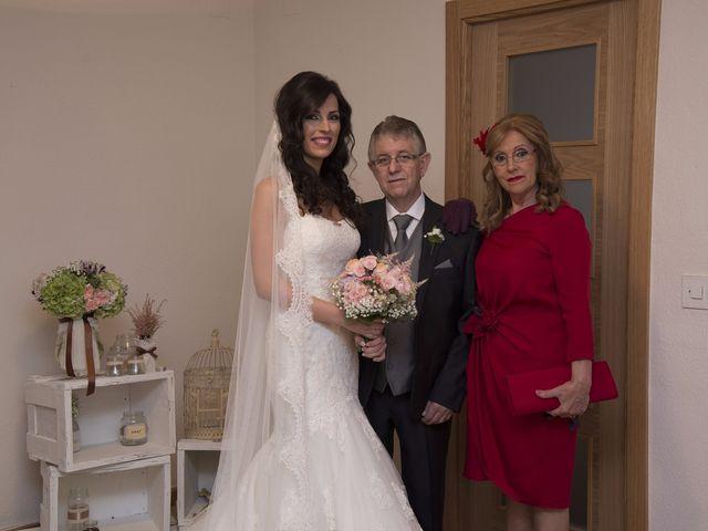 La boda de Fran  y Estefanía en El Puig, Valencia 14