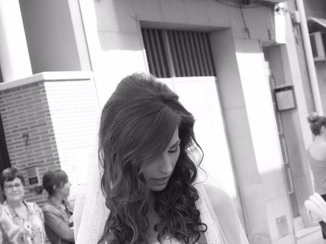 La boda de Fran  y Estefanía en El Puig, Valencia 21