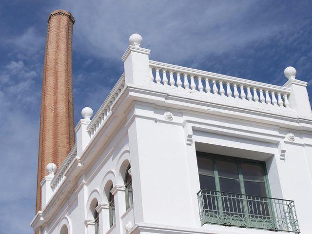 La boda de Fran  y Estefanía en El Puig, Valencia 24