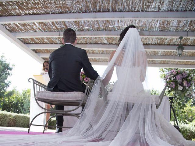 La boda de Fran  y Estefanía en El Puig, Valencia 30