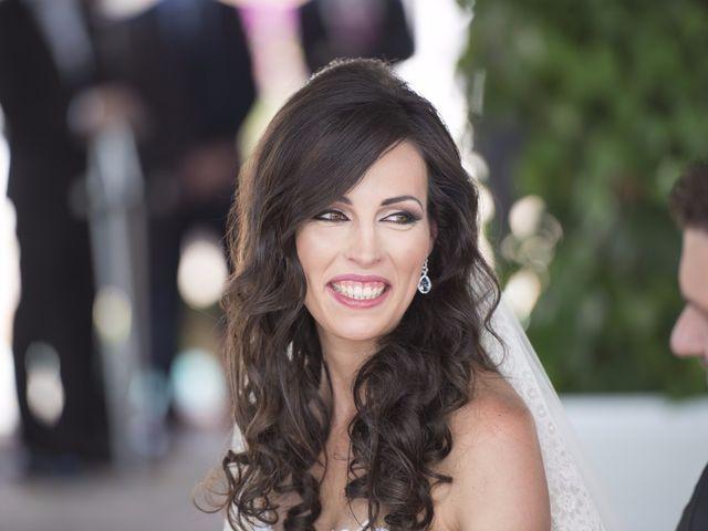 La boda de Fran  y Estefanía en El Puig, Valencia 31