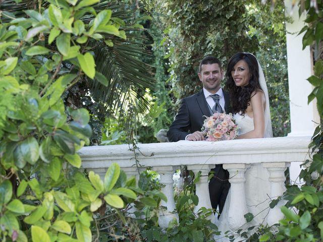 La boda de Fran  y Estefanía en El Puig, Valencia 37