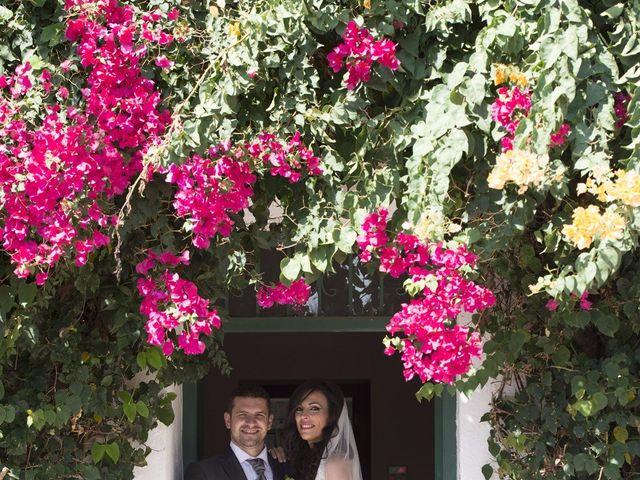 La boda de Fran  y Estefanía en El Puig, Valencia 39