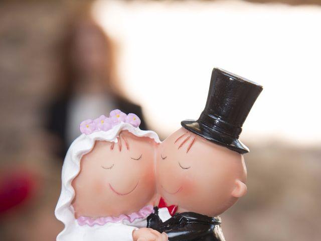 La boda de Fran  y Estefanía en El Puig, Valencia 46