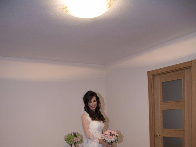 La boda de Fran  y Estefanía en El Puig, Valencia 15