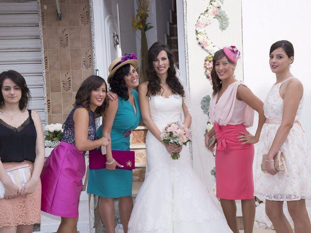 La boda de Fran  y Estefanía en El Puig, Valencia 20