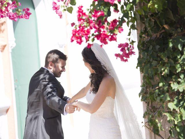 La boda de Fran  y Estefanía en El Puig, Valencia 38