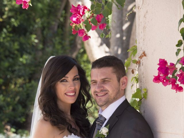 La boda de Fran  y Estefanía en El Puig, Valencia 41