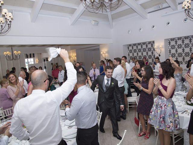 La boda de Fran  y Estefanía en El Puig, Valencia 44
