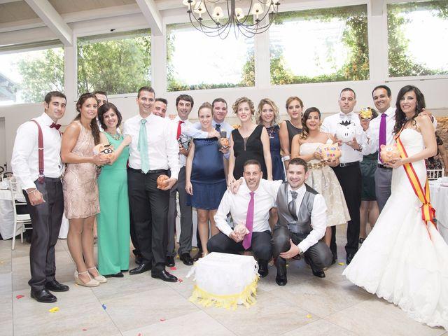 La boda de Fran  y Estefanía en El Puig, Valencia 49