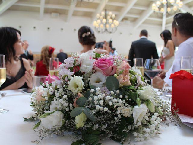 La boda de Fran  y Estefanía en El Puig, Valencia 45