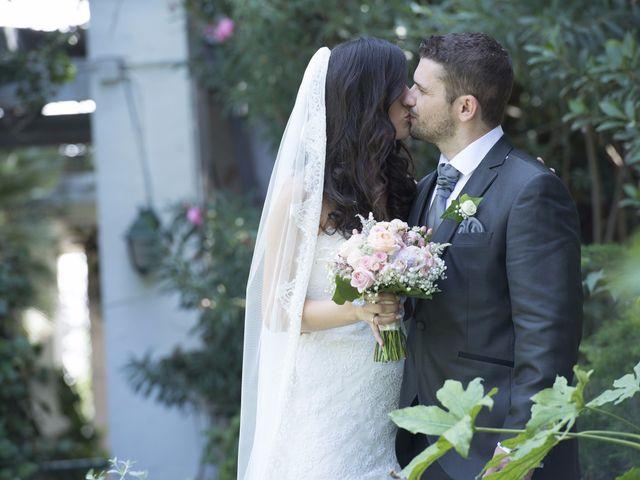 La boda de Fran  y Estefanía en El Puig, Valencia 36