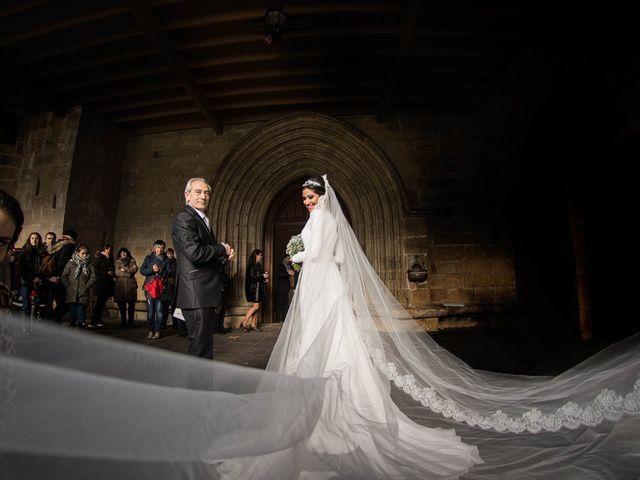 La boda de Ander y Jessica en Zarautz, Guipúzcoa 4