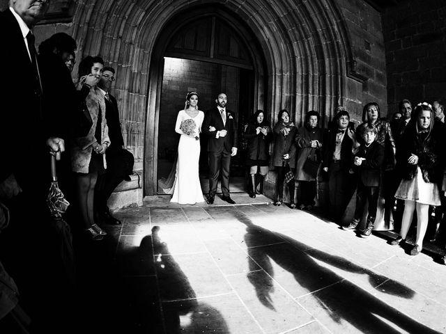 La boda de Ander y Jessica en Zarautz, Guipúzcoa 9