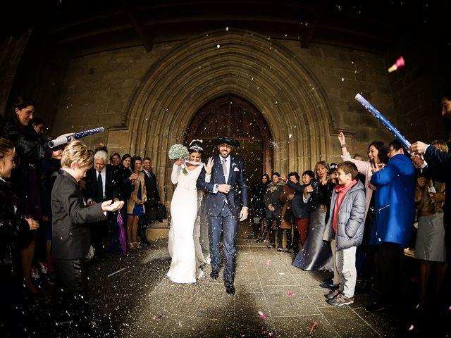 La boda de Ander y Jessica en Zarautz, Guipúzcoa 10