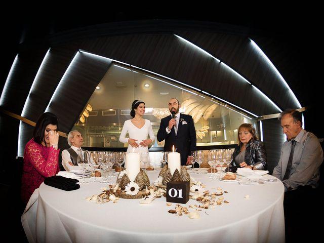 La boda de Ander y Jessica en Zarautz, Guipúzcoa 15