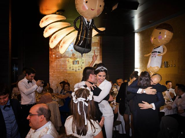 La boda de Ander y Jessica en Zarautz, Guipúzcoa 19