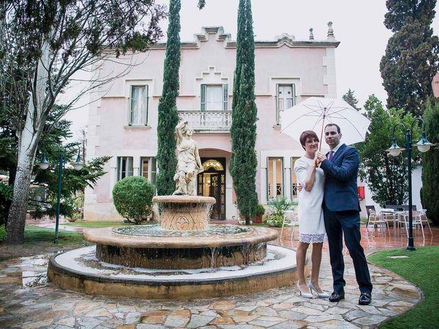 La boda de Arian y Rafa
