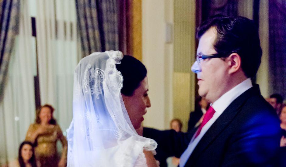 La boda de Mariano y Lola en Sevilla, Sevilla