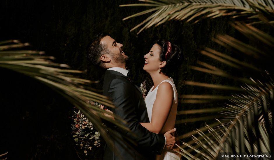 La boda de Juan y Mari Ángeles en Jumilla, Murcia