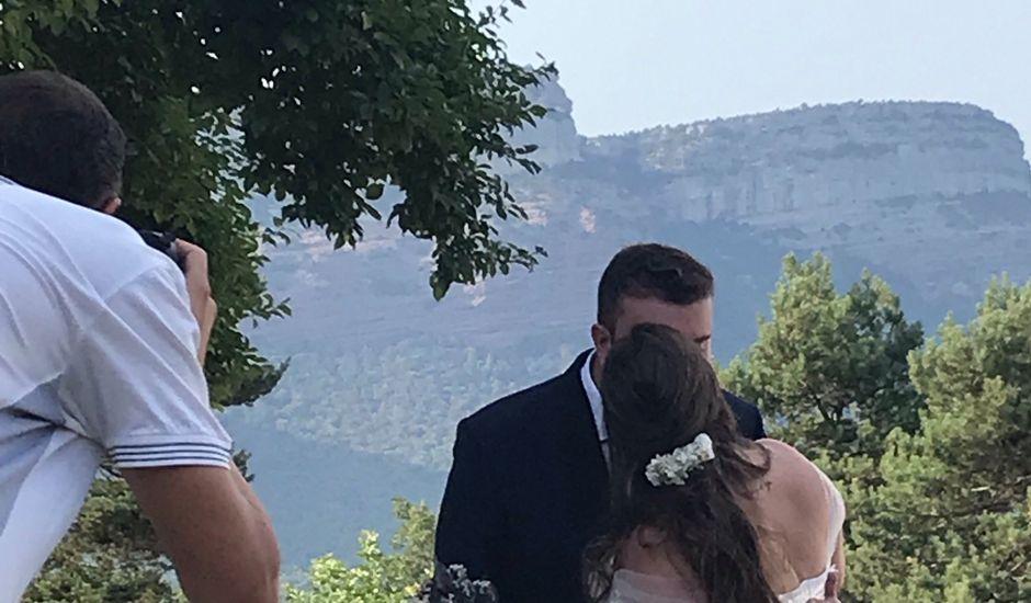 La boda de Marc Morales y Esther Vivancos en Barcelona, Barcelona