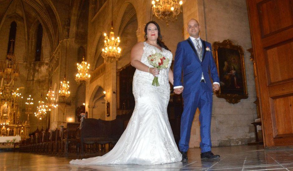 La boda de Waldino y Susana  en Manacor, Islas Baleares