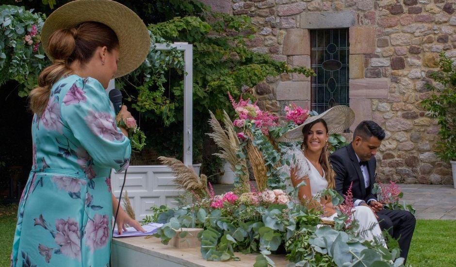 La boda de Cristofer y Lidia Rebeca  en Treceño, Cantabria