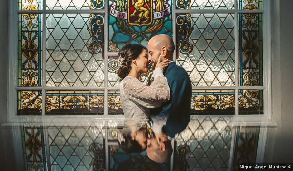 La boda de Diego y Lucia en Zaragoza, Zaragoza