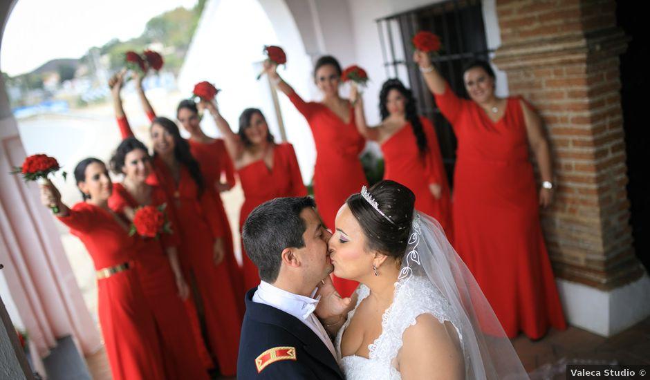 La boda de Rocío y Raul en Castro Del Rio, Córdoba
