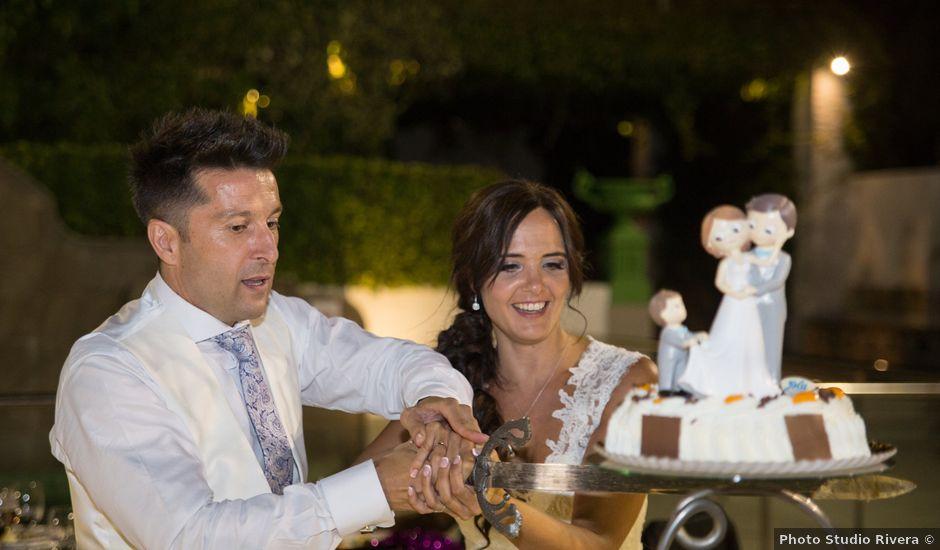 La boda de Aida y Alberto en Granada, Granada
