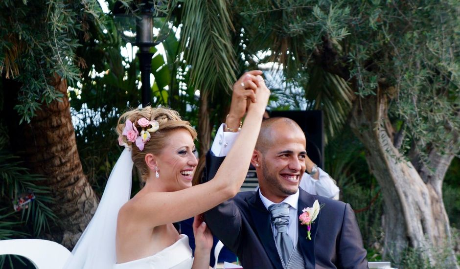 La boda de Daniel  y Beatriz  en Puente Tocinos, Murcia