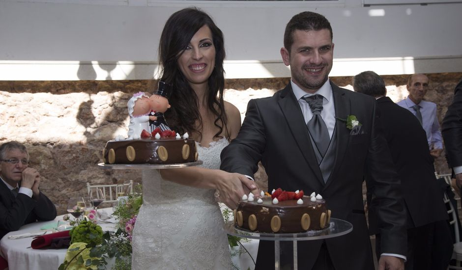 La boda de Fran  y Estefanía en El Puig, Valencia