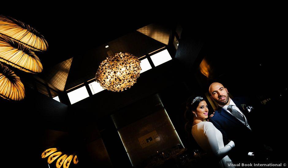 La boda de Ander y Jessica en Zarautz, Guipúzcoa