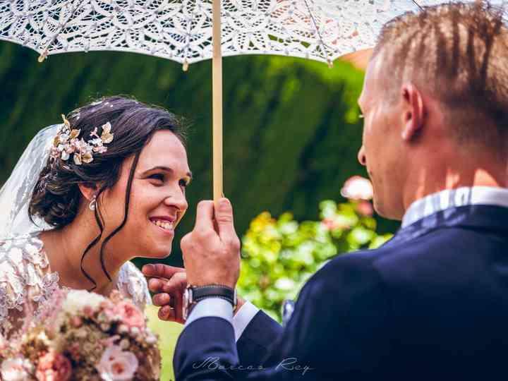 La boda de Rocio y Raul