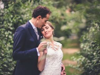 La boda de Sonsoles y Rubén
