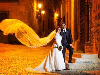 La boda de Charo y Francisco Javier