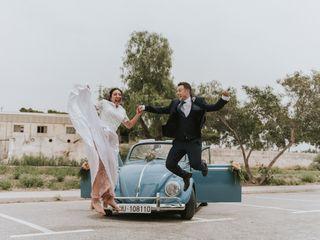 La boda de Sarama y Alejandro
