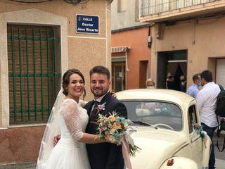 La boda de Rosa y Trino 1