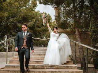 La boda de Rosa y Trino