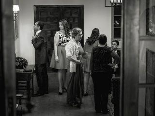 La boda de Joanna y Angel 1