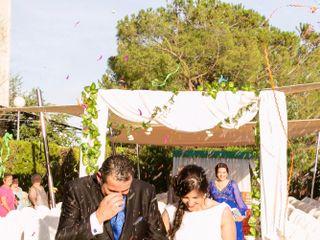 La boda de Isabel  y Javi 1