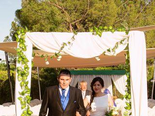 La boda de Isabel  y Javi 2