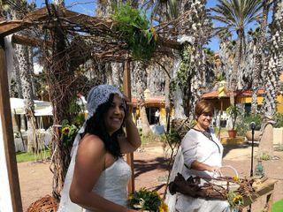 La boda de Berta  y Jose Carlos 1